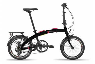 BH  Ibiza Folding Bike 18'' Noir / Rouge
