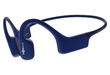 Casque Audio à Conduction Osseuse Aftershokz Xtrainerz Bleu