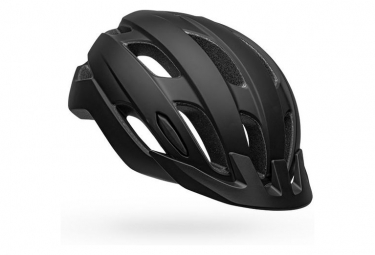 Bell Trace Matt Black Helm