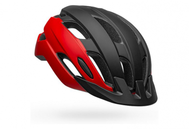 Bell Trace Matt Red / Black Helm