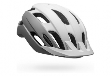 Casco Bell Trace bianco / grigio opaco