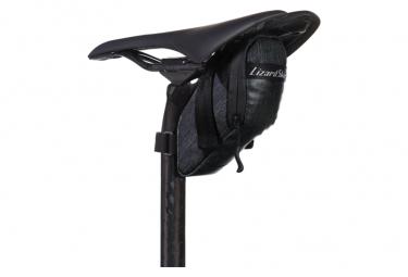 Lizard Skins Cache 1L Saddle Bag Jet Black
