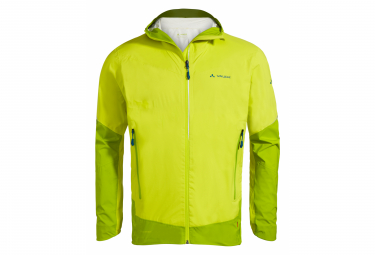Vaude Larice 2,5L Windproof Jacket Yellow Green