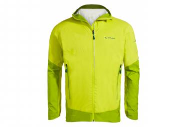 Vaude Larice 2,5L Windproof Jacket Yellow Green