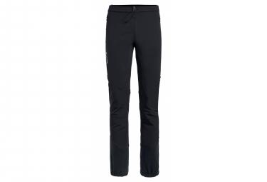 Pantalon Softshell Vaude Larice Light II Noir