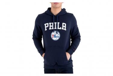 Philadelphia 76ers Sweat bleu homme NEW ERA