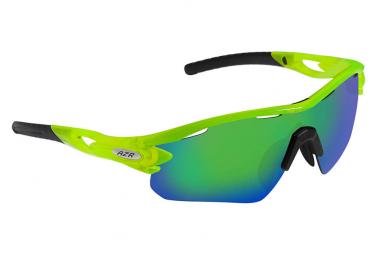 Azr Tour Rx Crystale Gafas Deportivas Verde Fluo   Verde