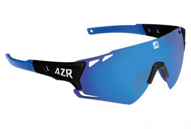 AZR VUELTA RX Sports Sunglasses Black - Blue