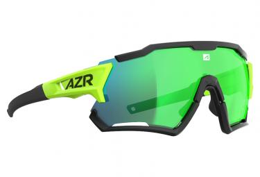 Azr Track4 Rx Black Green   Green