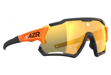 Lunettes AZR TRACK 4 RX Noir Orange - Orange