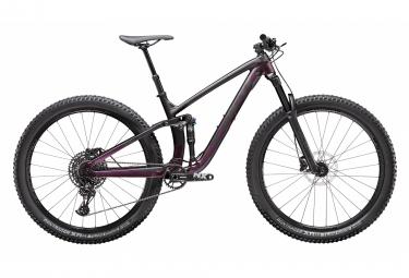 MTB Doble Suspensión Trek Fuel EX 7 29'' Noir / Violet 2020