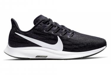 Zapatillas Nike Air Zoom Pegasus 36 para Mujer Negro / Blanco