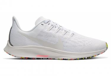 Zapatillas Nike Air Zoom Pegasus 36 para Mujer Blanco / Multicolor