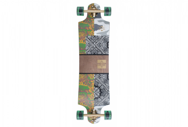 DUSTERS COMPLETE LONGBOARD BANNED 38 CAMOORG