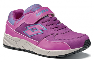 Chaussures Sportswear Enfant Lotto Strada Iv Cl L
