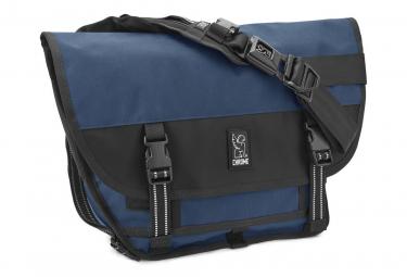 Shoulder Bag Chrome Mini Metro Messager Blue