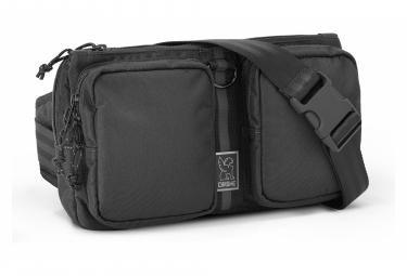 Shoulder Bag Chrome MXD Notch Ballistic Black