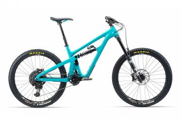 Vélo Tout-Suspendu Yeti-Cycles 2020 SB165 27.5'' Carbon C-Series Sram GX Eagle 12V Turquoise