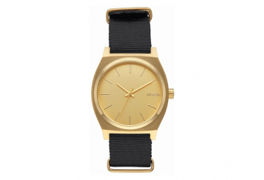 Nixon Time Teller Watch Gold / Black