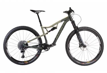 Rockrider AM 500S Ltd MTB Fully Sram X01 Eagle 12-fach 29'' Grün 2020 - Limited Edition