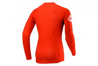 Maillot Manches Longues Kenny Evo-Pro Compression Rouge
