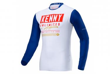 Long Sleeve Jersey Kenny ProLight Compression Ace Navy / Navy Blue