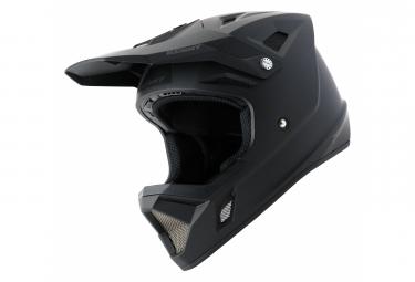 Casco Int Gral Kenny Decade Solid Black