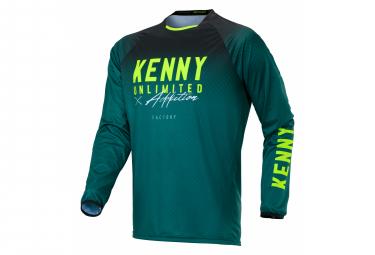 Kenny Factory Long Sleeve Jersey Green
