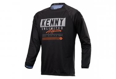 Kenny Prolight Ace Black Long Sleeve Jersey