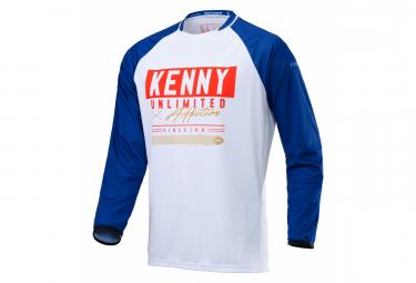 Maillot Manches Longues Enfant Kenny Prolight Ace Bleu Foncé