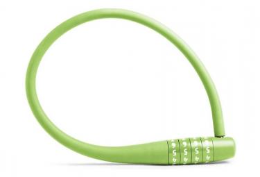 Candado combinado knog party   verde lima
