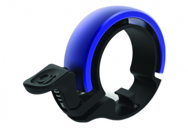 Sonnette Knog Oi Bell Limited Small Noir/Bleu