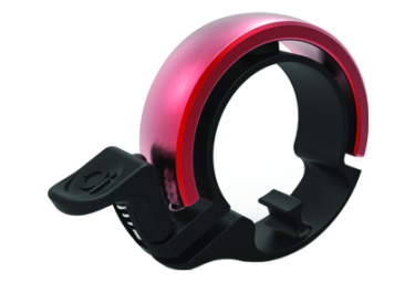 Knog Bell Oi Bell Limited Large Black / Red