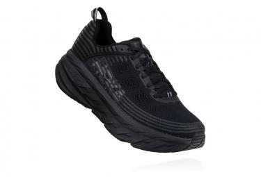 Zapatillas Hoka One One Bondi 6 2E para Mujer Negro