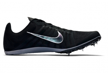 Nike Running shoes Zoom D Black Blue Grey