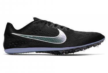 Zapatillas Nike Zoom Victory 3 Negro Azul Gris 44 1 2