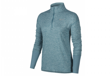 Nike Pull 1/4 zip Women Element Blue