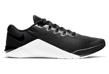 Chaussures de Cross Training Femme Nike Metcon 5 Noir / Blanc