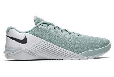 Chaussures de Cross Training Femme Nike Metcon 5 Bleu / Blanc