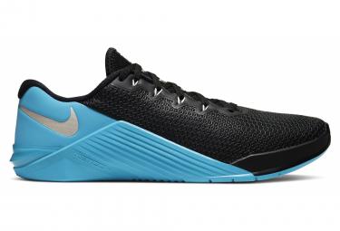 Chaussures de Cross Training Nike Metcon 5 Bleu / Noir
