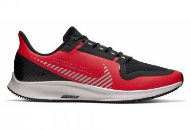 Zapatillas Nike Air Zoom Pegasus 36 Shield para Hombre Rojo / Negro