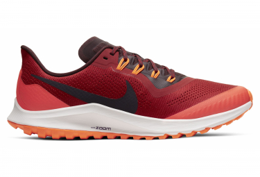 Nike Running shoes Men Air Zoom Pegasus 36 Trail Red Black