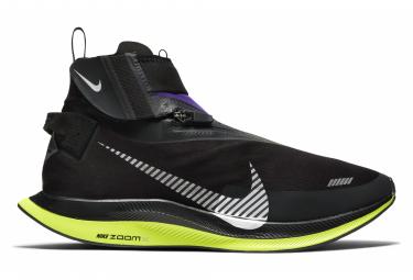 Zapatillas Nike Zoom Pegasus Turbo Shield para Hombre Negro / Amarillo / Fluo