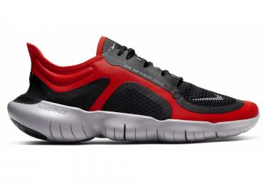 Zapatillas Nike Free RN 5.0 Shield para Hombre Rojo / Negro