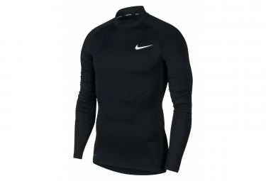 Nike Long Sleeve Jersey Pro Black