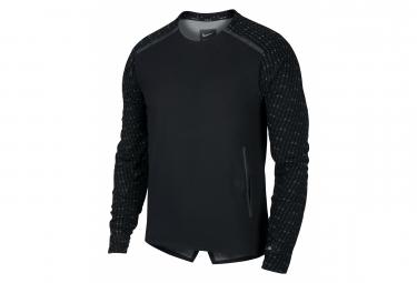 Nike Long Sleeve Jersey Men Tech Pack Hybrid Black