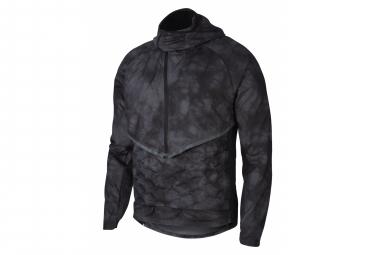 Nike Waterproof jacket Tech Pack AeroLoft Black
