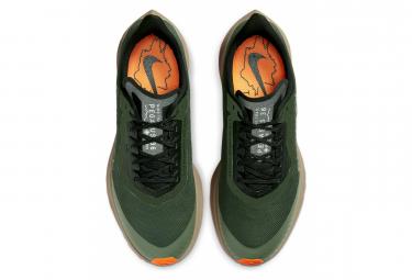 Nike Air Zoom Pegasus 36 Trail Gore-Tex Running shoes Green Orange