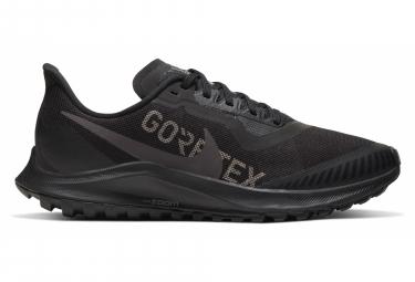 Nike Air Zoom Pegasus 36 Trail Gore-Tex Women's Shoes Black