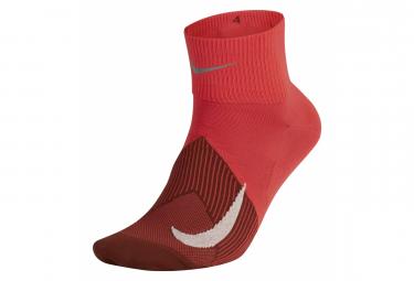 Paire de Chaussettes Nike Spark Lightweight Rouge
